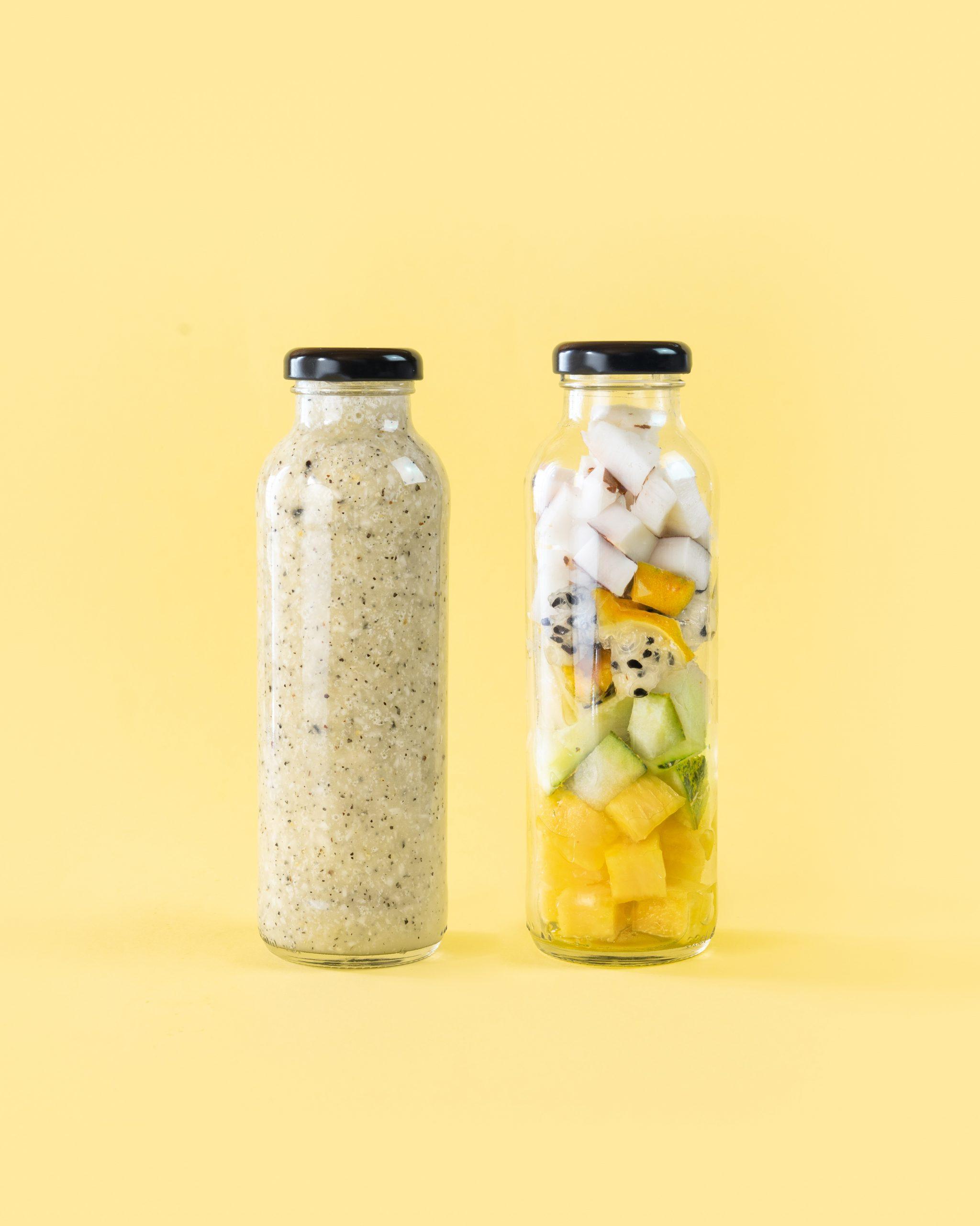 smoothie vegano leche de dragón
